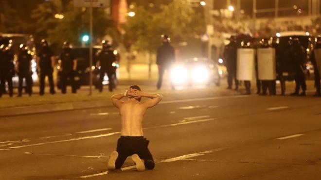 У Білорусі в четвертий день протестів затримали близько 700 людей
