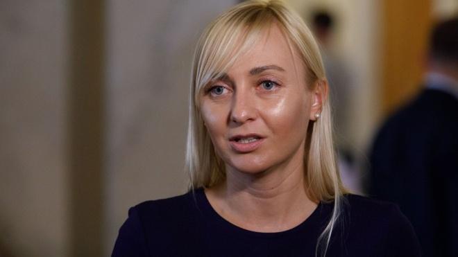 Нардеп Устінова назвала причину загострення конфлікту в «Голосі» і звинуватила Рудик у «зачистці» партійних осередків