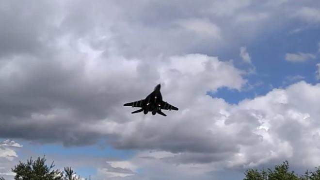 У Білорусі для супроводу літака з опозиціонером піднімали винищувач з бойовими ракетами «повітря-повітря»