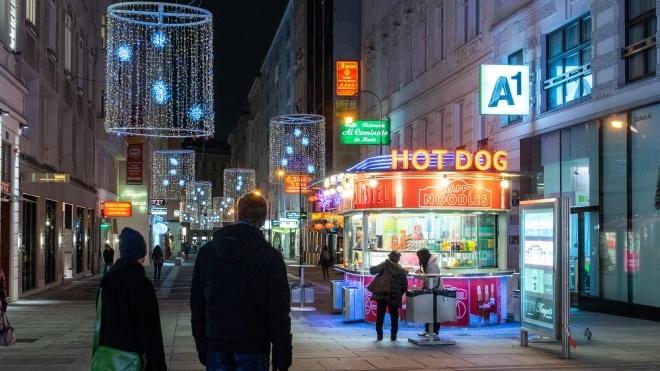У Відні з 7 квітня у непродовольчі магазини будуть пускати із негативним результатом тесту на коронавірус