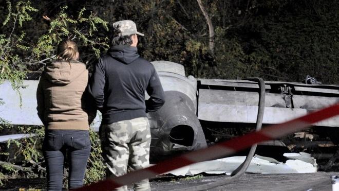 Офіс президента: Родини загиблих в авіакатастрофі під Чугуєвом отримають компенсації протягом трьох тижнів