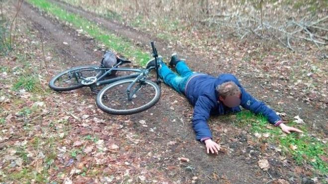В Беларуси задержали гражданина Нидерландов, который нелегально пересек границу на велосипеде. Приехал в страну за «новой жизнью»