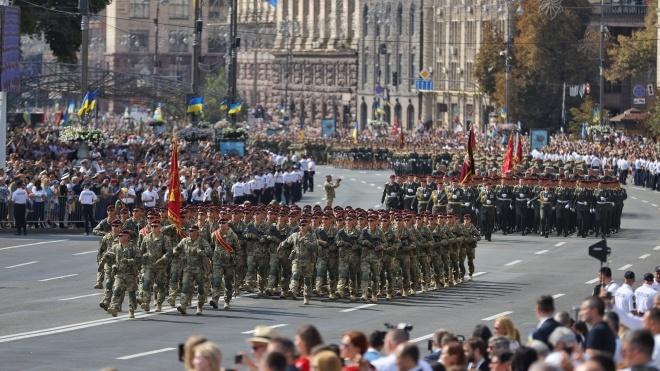 Военный парад и поздравления со всего мира. Как Украина отметила 30-й День Независимости