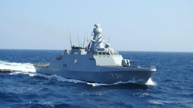 В Турции состоялась церемония закладки нового корвета для военного флота Украины