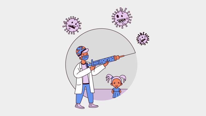 Я не зробив дитині планові щеплення через пандемію коронавірусу. Чи можна тепер вакцинуватися із запізненням? Це безпечно? Так, і краще зробити це якнайшвидше