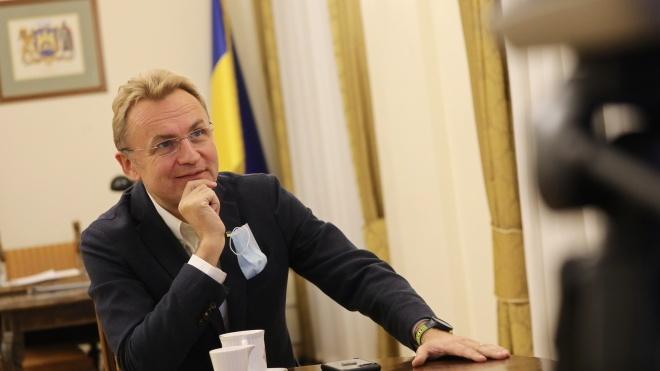 Мэра Львова Садового избрали председателем Палаты местных властей