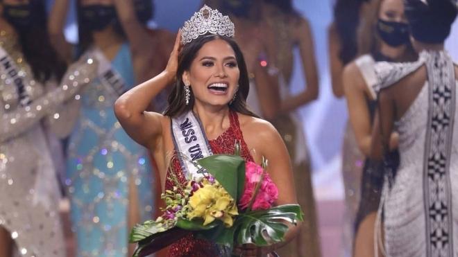 Победительницей конкурса «Мисс Вселенная-2021» стала представительница Мексики