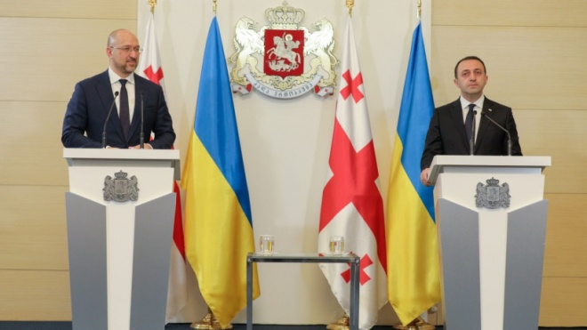 Україна та Грузія домовилися про взаємне визнання паспортів вакцинації від коронавірусу