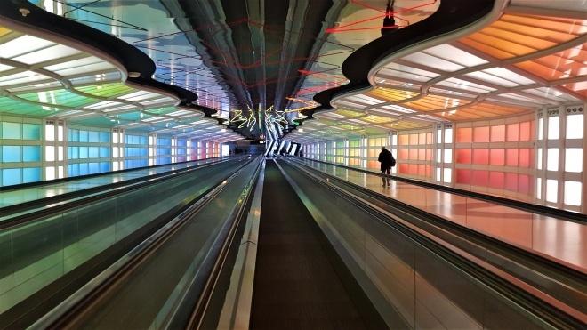 У США чоловік жив в аеропорту три місяці, адже боявся летіти додому через коронавірус