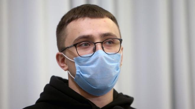 Сергія Стерненка відпустили під цілодобовий домашній арешт