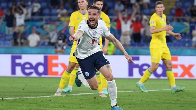 Евро-2020: Украина проиграла Англии