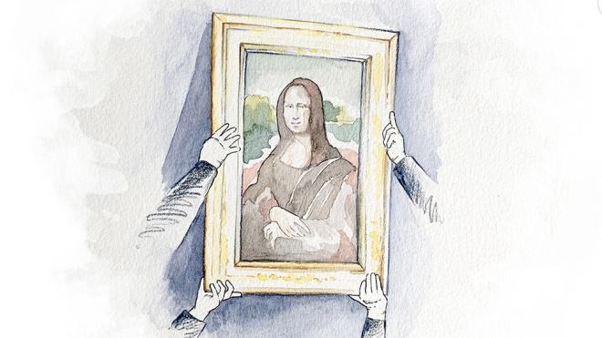 Лувр продав за €80 тисяч можливість бути присутнім на щорічному огляді Мони Лізи