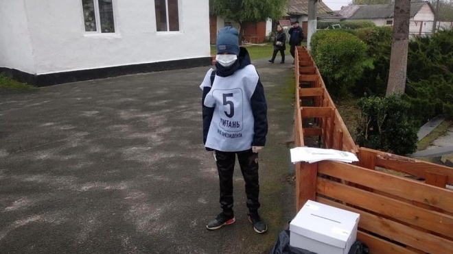 Нацполиция: В Хмельницкой области опрос Зеленского проводил 11-летний ребенок