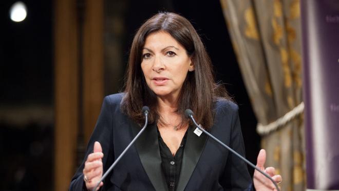 Мер Парижу заявила про свою участь у виборах президента Франції