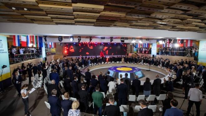 Страны-участницы «Крымской платформы» приняли совместную декларацию: осудили милитаризацию и нарушение прав на оккупированном полуострове
