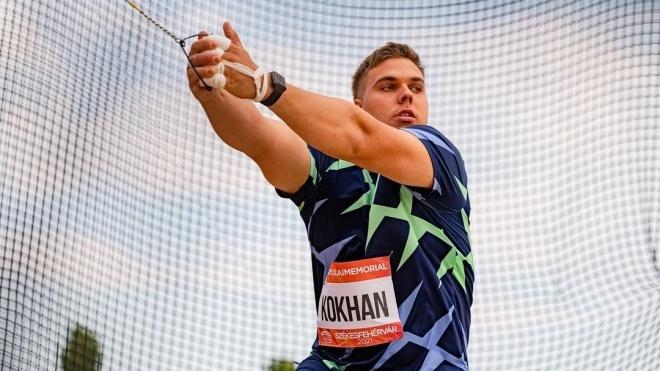 Украинский метатель молота занял 4 место в финале Олимпиады. Но установил сразу три рекорда