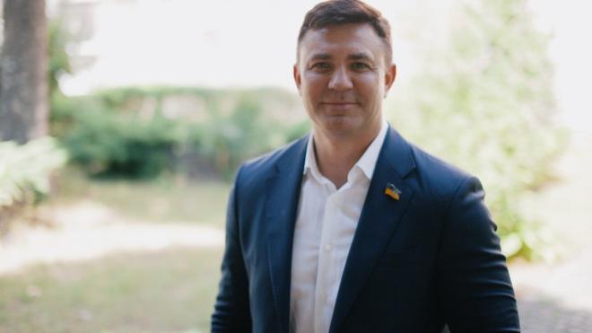 «Как-то сразу сошлись». Нардеп Тищенко рассказал, как познакомился с главой Офиса президента Ермаком