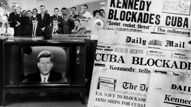 58 років тому через Карибську кризу між СРСР і США ледь не почалася Третя світова війна. Ось як на конфлікт вплинули Фідель Кастро, шпигун КДБ і підводний човен із ядерною боєголовкою