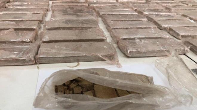 Правоохранители перекрыли масштабный канал транзита наркотиков через Украину в Европу: изъяли 235 килограммов героина на более чем €10 млн