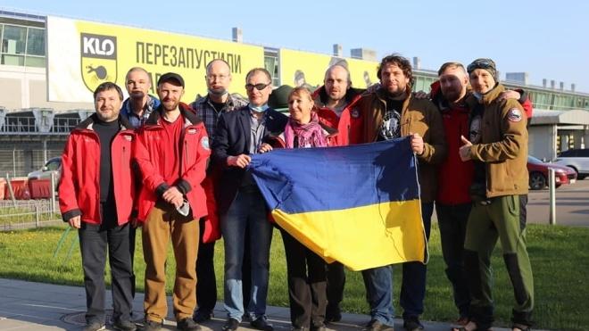 В Украину вернулась 25-я антарктическая экспедиция