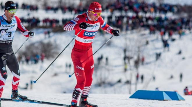 Російський лижник хотів вдарити суперника палицею, а після фінішу збив його. Винуватця дискваліфікували та залучили поліцію
