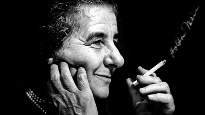 52 роки тому Голда Меїр стала першою жінкою-прем'єром Ізраїлю. Згадуємо найяскравіші цитати політика — про війни із сусідами, кар'єру та складні політичні рішення