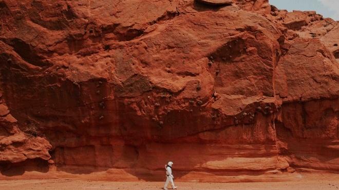 На Марсе нашли три подземных озера с жидкой водой