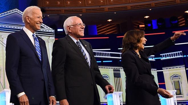 У США розпочався з'їзд демократів, на якому оберуть кандидата в президенти. Він уперше відбудеться онлайн