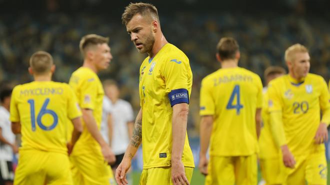 Украина дебютировала на Евро-2020 с поражения Нидерландам