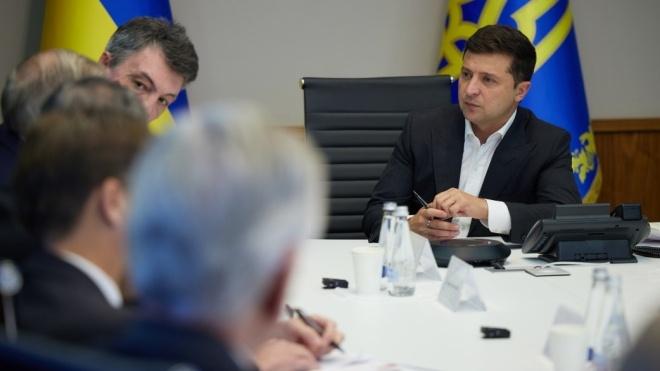 Зеленский сменил состав Координационного совета по противодействию COVID-19