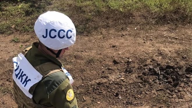 Обострение на Донбассе: боевики сбросили с беспилотника на жилой сектор в Зайцево две самодельные бомбы