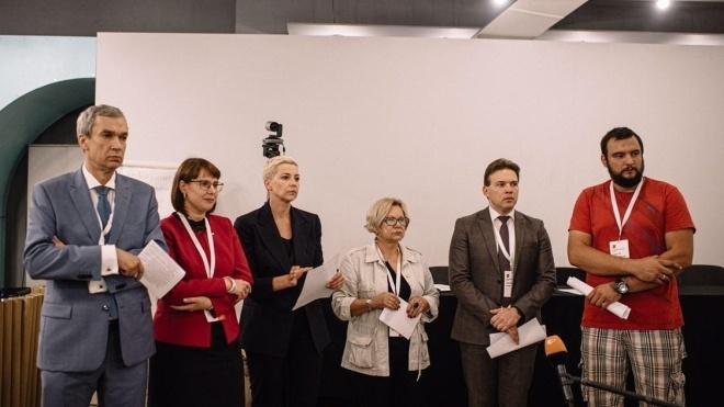 Разгром координационного совета белорусской оппозиции