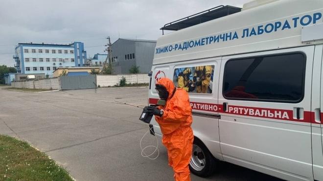 Аварія на «РівнеАзот»: в ОДА опублікували дані перевірки якості повітря, забруднення не виявлено