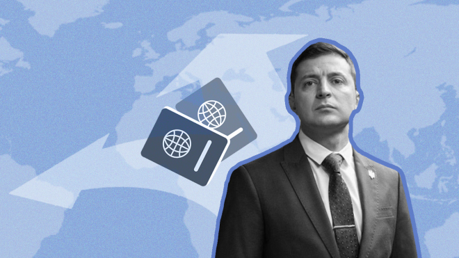 Владимир Зеленский обещает украинцам двойное гражданство. Можно доставать из закромов второй паспорт? Не спешите, все чуть сложнее — эксплейнер «Бабеля»
