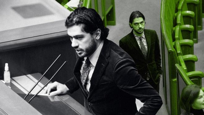 Гео Лерос — человек с влиятельными друзьями, большими деньгами и огромными амбициями. Профайл депутата, который решил уничтожить Андрея Ермака