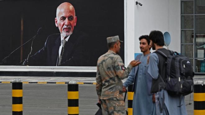 Ашрафа Гані прославила книжка про те, як реформувати держави-невдахи. Він вирішив врятувати Афганістан, однак «підручник» не спрацював ― історія президента, який передав країну талібам