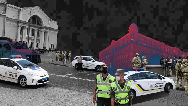 «Сначала кофе, потом «Альфа», за ними журналисты. Если взрыв — сразу на пол». СБУ понадобилось больше двух часов, чтобы задержать «киевского террориста». Как операция выглядела изнутри — репортаж