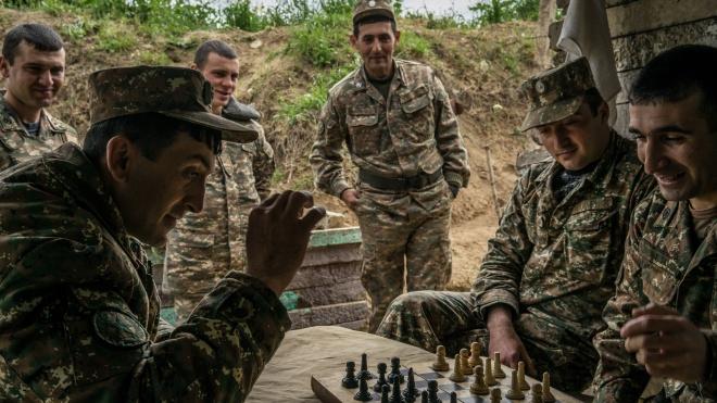 Війна за Нагірний Карабах: Азербайджан та Вірменія домовились про припинення вогню