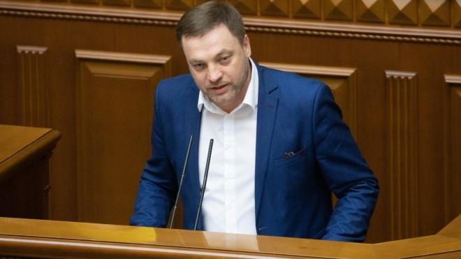 Нардеп Денис Монастырский согласился на предложение Зеленского стать министром внутренних дел