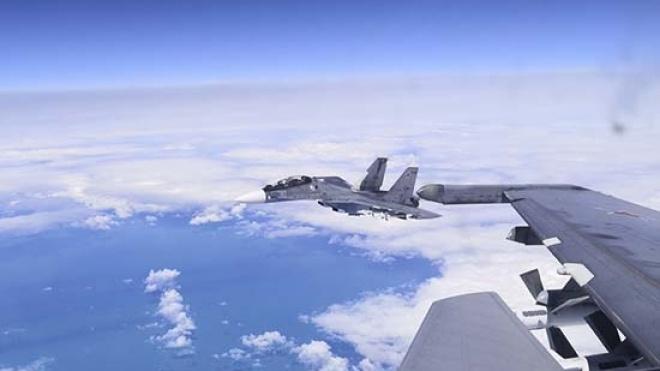 Росія підняла у небо винищувачі на фоні навчань Sea Breeze у Чорному морі