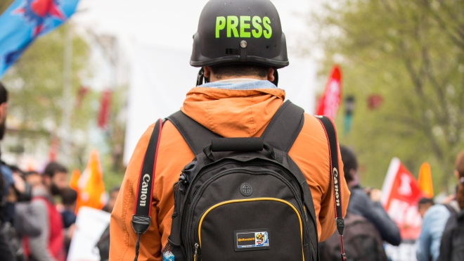 «Репортеры без границ»: Украина сохранила место в первой сотне рейтинга свободы прессы