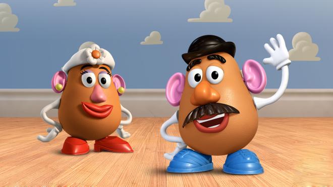 «Містер Картопляна Голова» стане просто «Картопляна Голова». Hasbro зробить культовий бренд іграшок менш гендеризованим