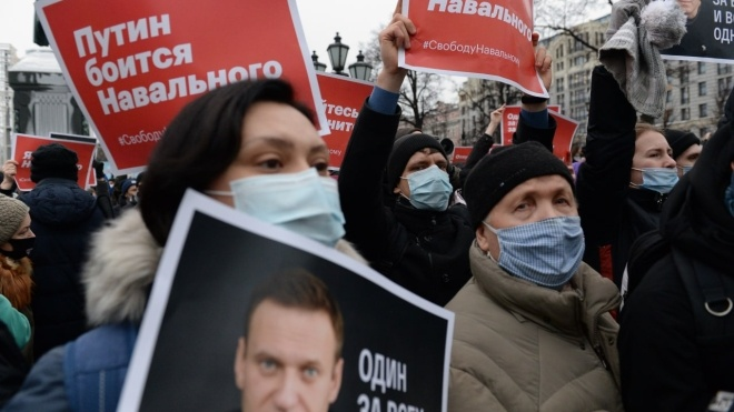 «Звичайна практика». Мерія Лісабону передала Росії особисті дані учасників акції на підтримку Навального