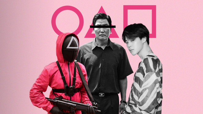 «Гра в кальмара» став найпопулярнішим серіалом Netflix, BTS очолюють Billboard, а в Оксфордський словник додали 26 корейських слів. Південна Корея захоплює світ? Так! І все йде за планом