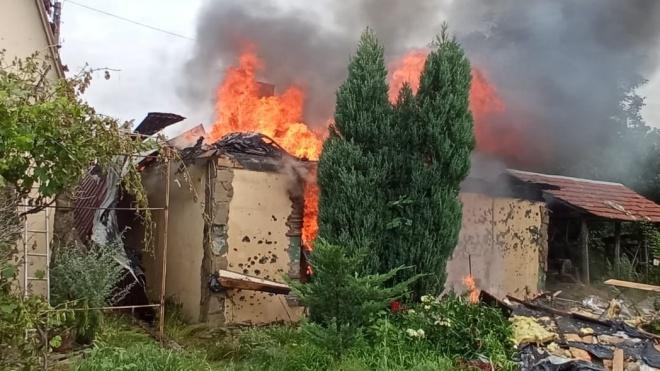 Бойовики обстріляли приватний сектор біля Авдіївки