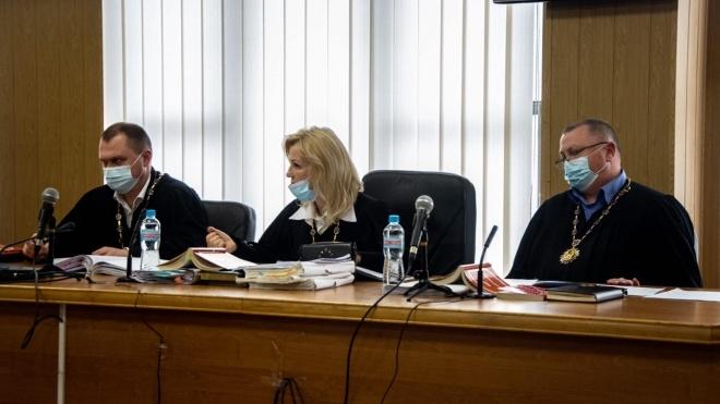 Двое судей по делу Стерненко подали в отставку