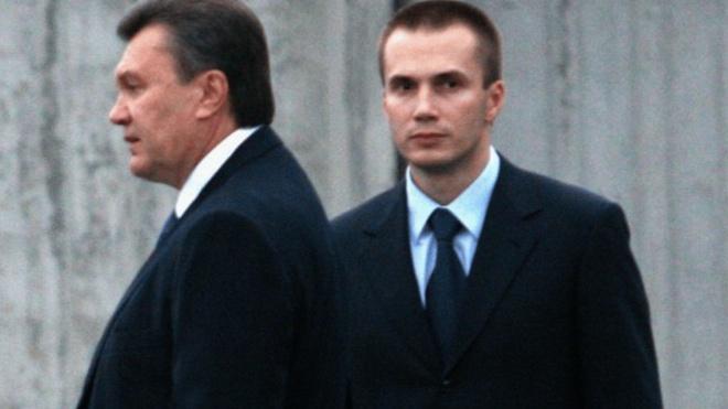 «Схеми»: Фірма, пов'язана з сином Януковича, володіє частиною елітного бізнес-центру у Москві