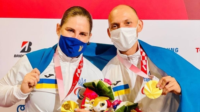 Девятый день Паралимпиады принес Украине девять наград и мировой рекорд
