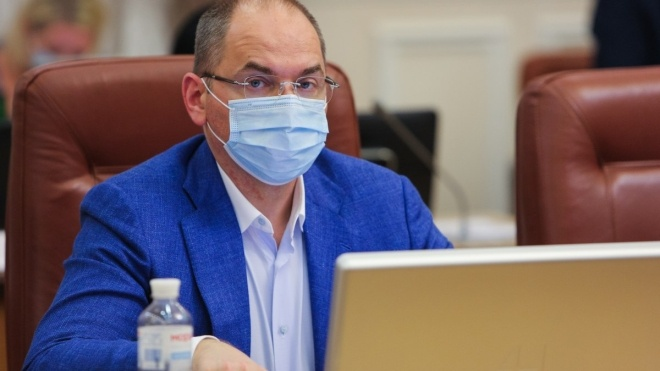 МОЗ очікує пік захворюваності на коронавірус в Україні наприкінці квітня та попередив про «важкий» другий рік