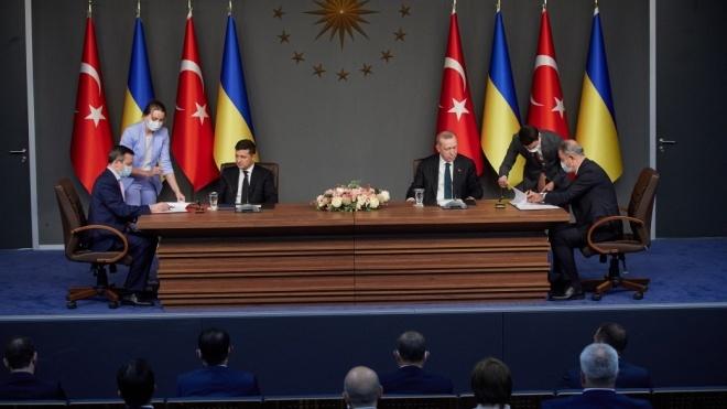 Будівництво бойових кораблів. Україна і Туреччина підписали документи про спільні оборонні проєкти